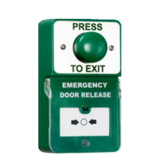 Push Button Emergency Release